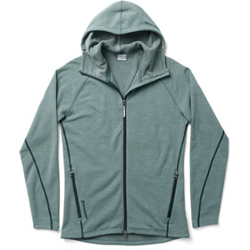 Houdini Outright Houdi Fleece Jacket Men light storm green